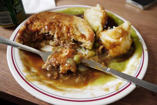 Pie & mash